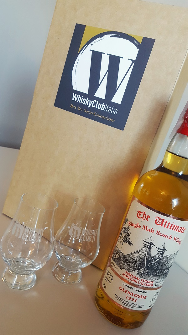 Whisky Kit 2016 - Glenlossie